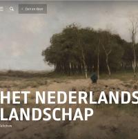 Het Nederlandse landschap - Rijksmuseum Talkshow