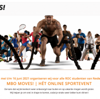 MBO MOVES! | HÉT ONLINE SPORTEVENT