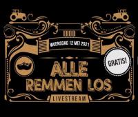 Alle Remmen Los | Livestream Concert